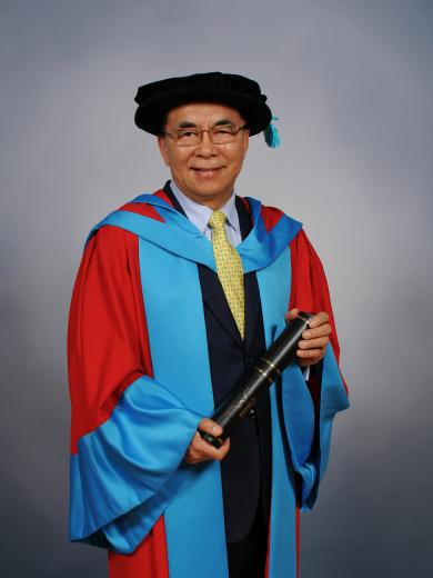 Professor Chunli Bai, President of  the Chinese Academy of Sciences