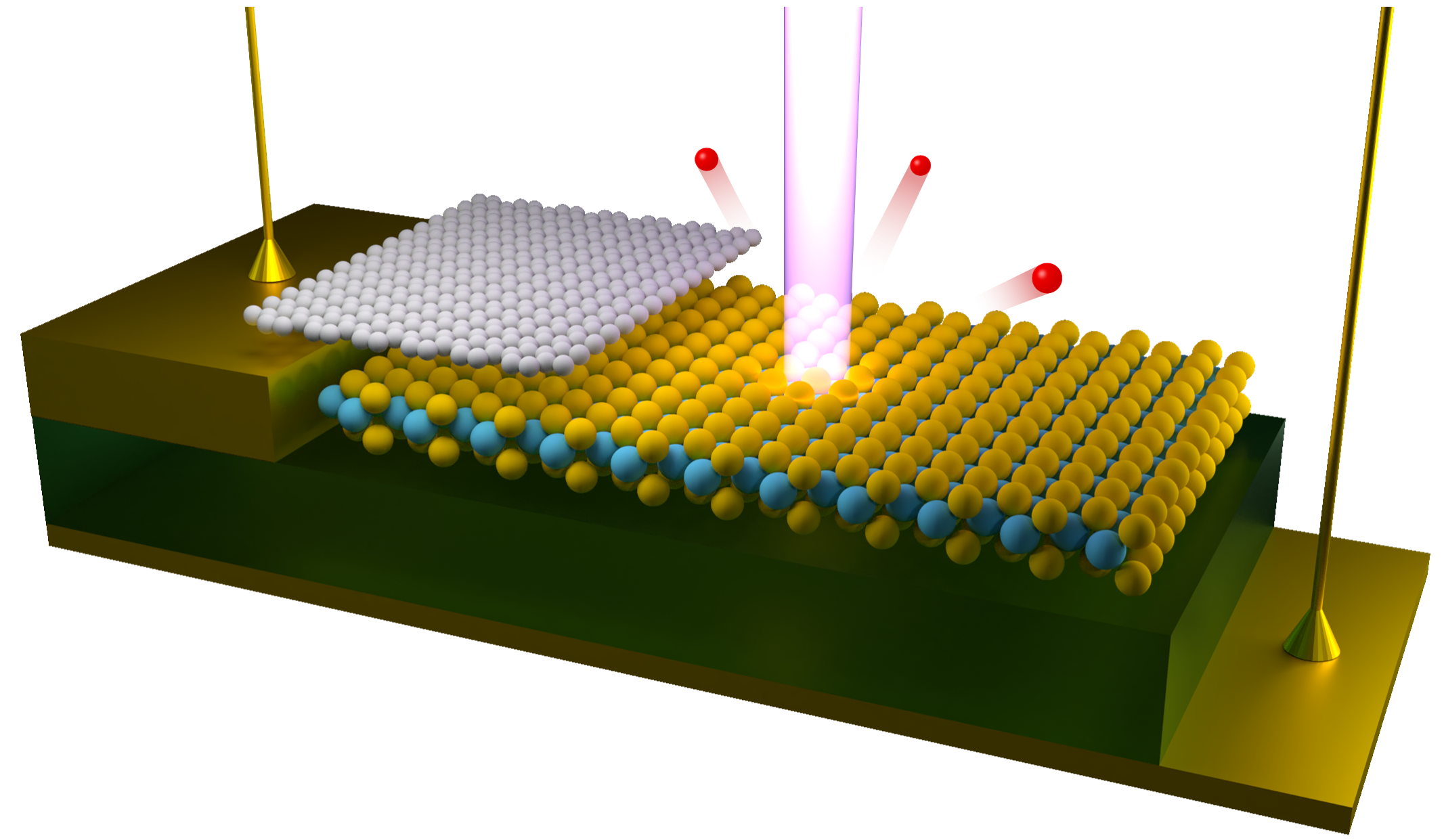 First-ever visualizations of electrical gating effects on