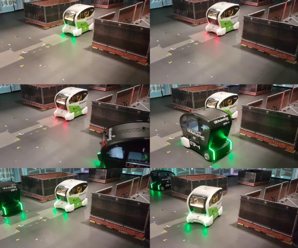 Пассажиры предпочитают автономные транспортные средства, управляемые как машины или как люди?