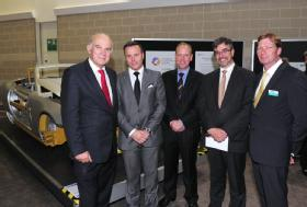 Vince Cable at WMG