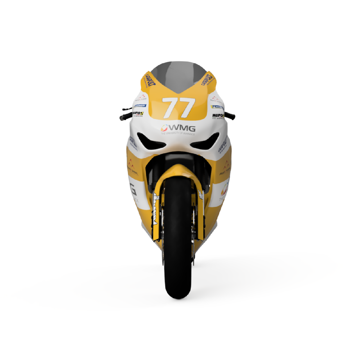 Newswise: Warwick Moto superbike designs unveiled