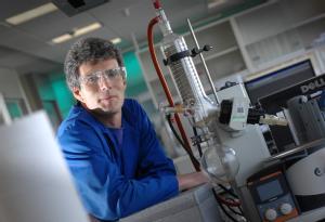 University of Warwick Chemist Dr  Jonathan P. Rourke
