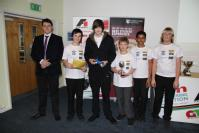 Students from North Leamington School have won the regional F1 in Schools competition following help from researchers at WMG