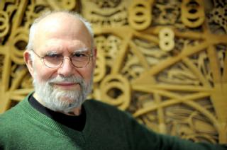 Dr Oliver Sacks at Warwick Arts Centre at the University of Warwick