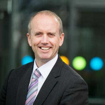 Archie MacPherson, as the CEO of the WMG centre High Value Manufacturing (HVM) Catapult.