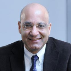 Prof. Abhinay Muthoo of the Department of Economics, University of Warwick.  Credit: University of Warwick