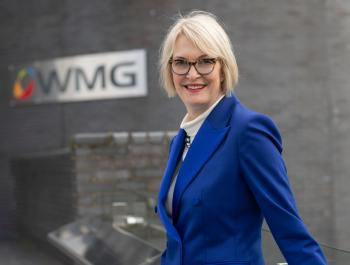 Margot James  - new Executive Chair of WMG