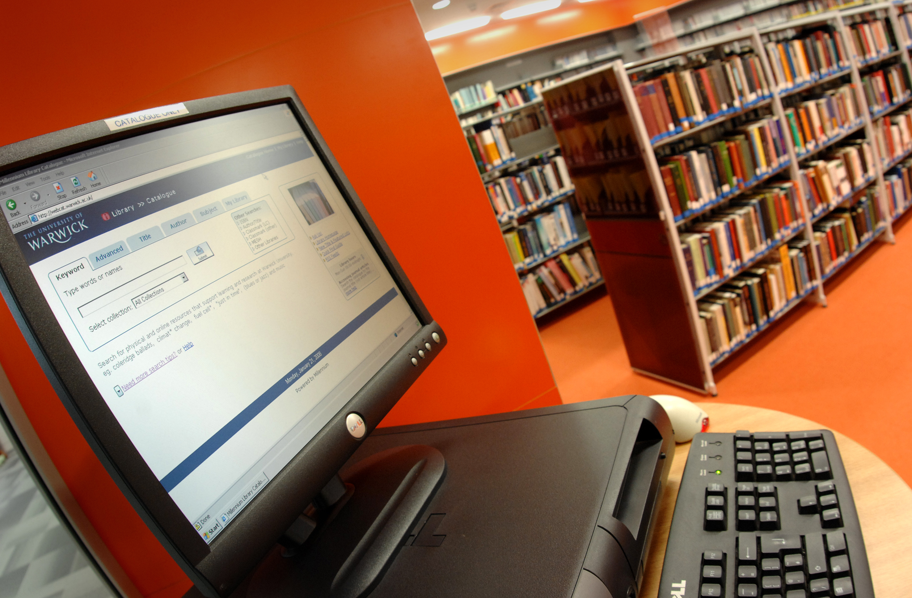 Media Library - Images Uploaded May 08