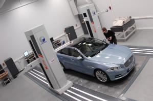 Laser scanning in the PVCIT Centre