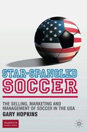 Book Cover: Star-Spangled Soccer