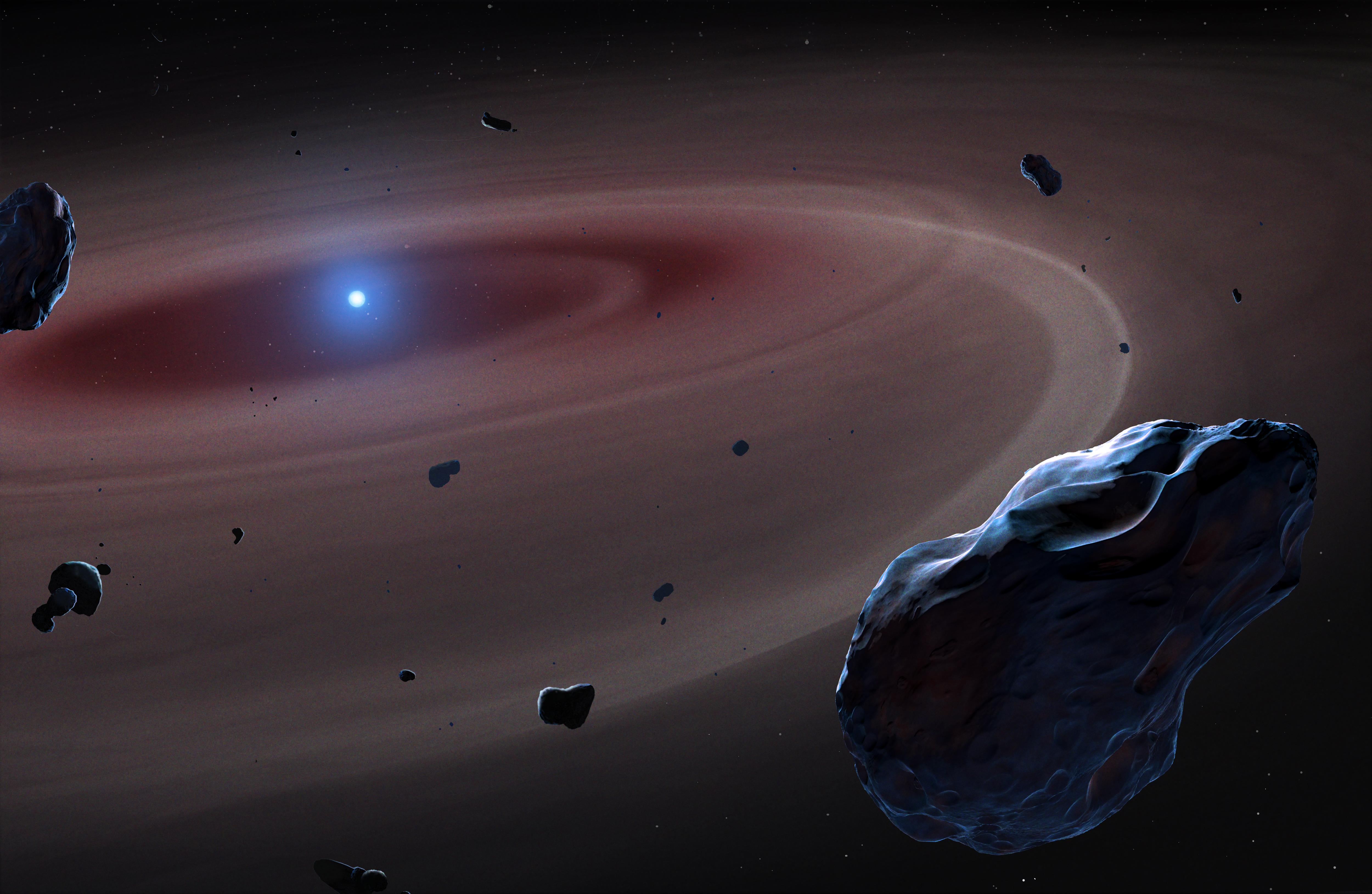 white dwarf planet - photo #18