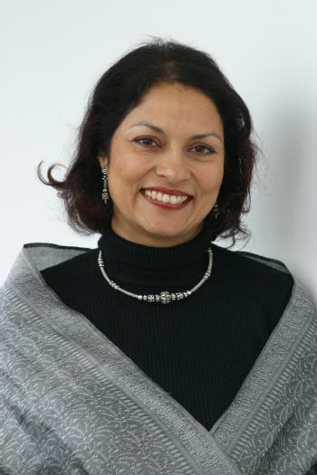 Anita Bhalla OBE - Hon DLitt (Honorary Doctor of Letters)