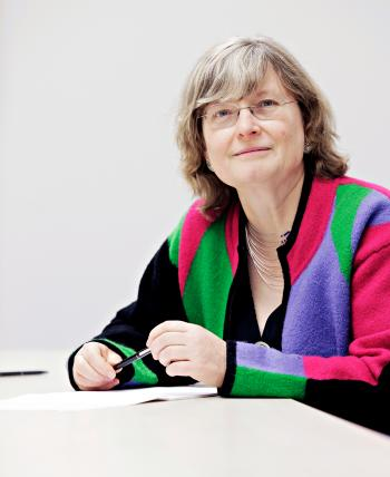 Professor Ingrid Daubechies - Hon DSc (Honorary Doctor of Science)