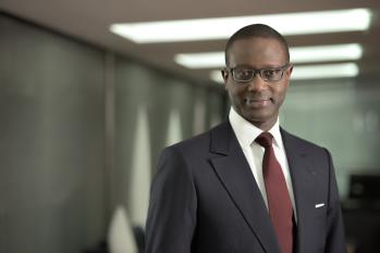 Tidjane Thiam -  Hon LLD (Honorary Doctor of Laws)