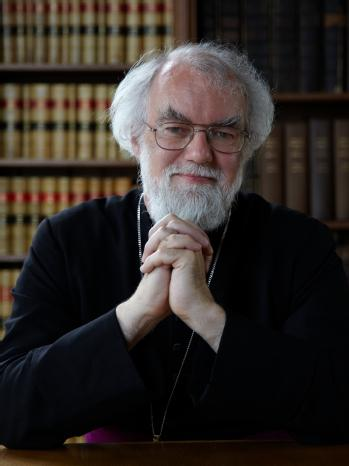 Lord Rowan Williams - Hon LLD (Honorary Doctor of Laws)
