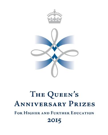 Queen's Anniversary Prize for Higher & Further Education
