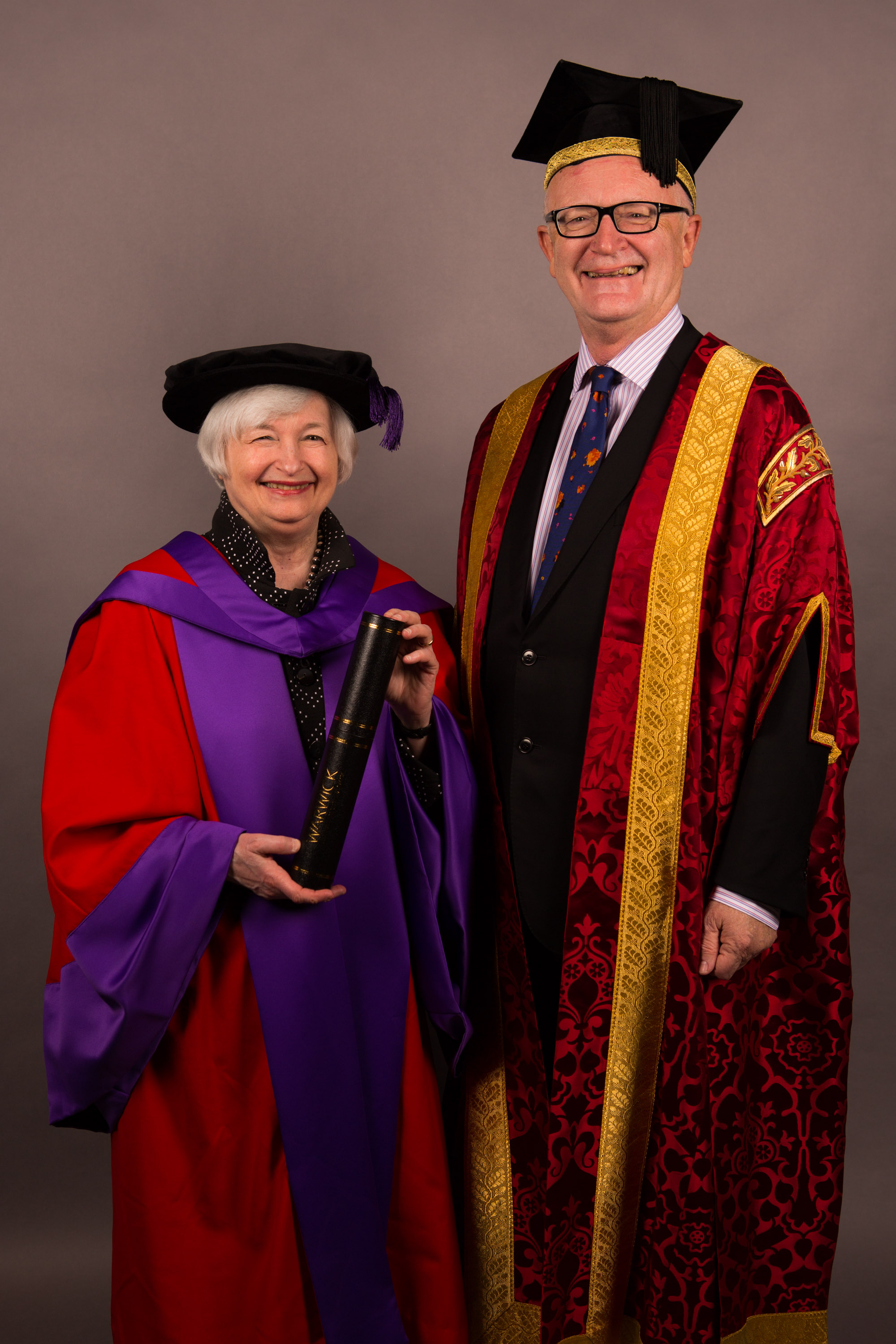 Doctor of the university
