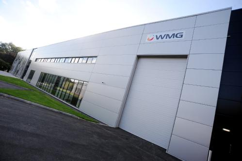 WMG's Advanced Steels Research Centre