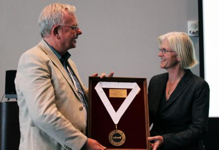 Professor Simon French has received the highest award of the Decision Analysis Society (DAS), the 2017 Frank P. Ramsey Medal.