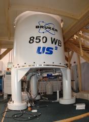 850 Mhz NMR