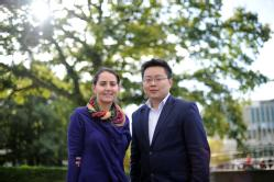 Dr Maria Liakata and Dr Weisi Guo