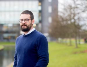 Caption: Dr Theo Damoulas, Department of Statistics/Department of Computer Science, University of Warwick Credit: University of Warwick