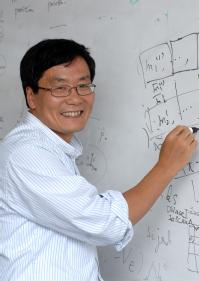 Professor Jianfeng Feng from the University of Warwick