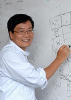 Professor Jianfeng Feng from the University of Warwick