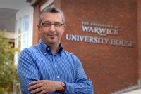 Dr Sascha Becker, Deputy Director of CAGE, University of Warwick