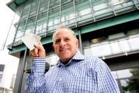 Professor Gordon Smith. Professor of Polymers within IIPSI at WMG