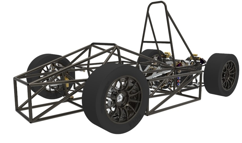 Newswise: Warwick Racing team develop second electric race car during lockdown