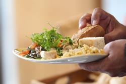 Healthy food options for all requirements
