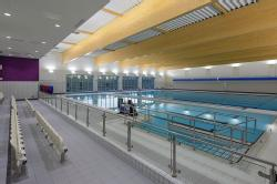25m 12 lane swimming pool