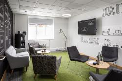 Scarman 'The Living Space' creative meeting space