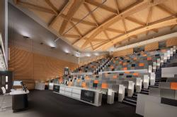 Conference Park tiered lecture theatre