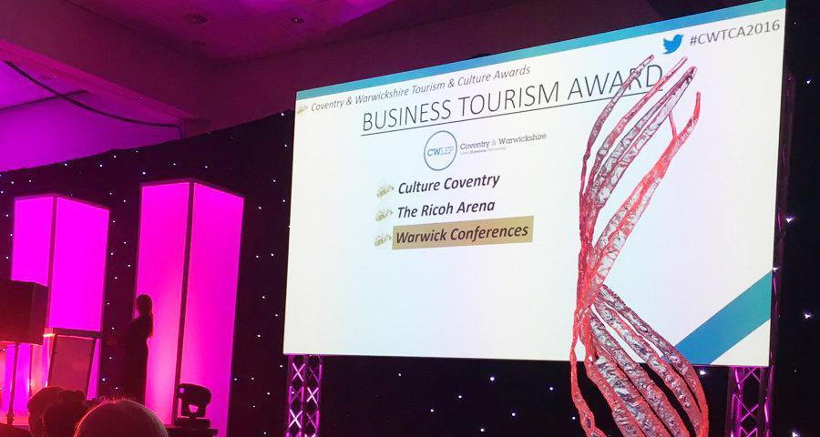 Business Tourism Award