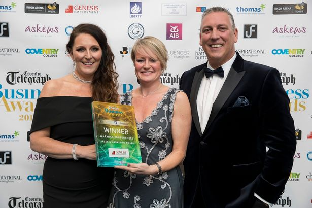 Coventry Telegraph Business Awards