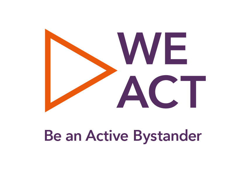 Be an Active Bystander logo (image only)