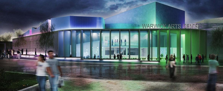 Art Centre Design Concept