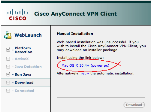 cisco anyconnect download mac 3.1