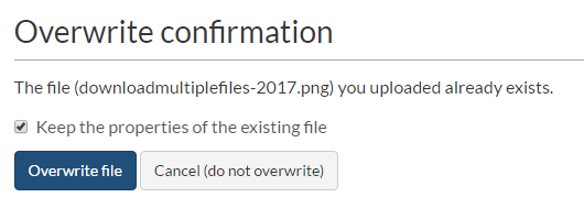does fwrite overwrite a file
