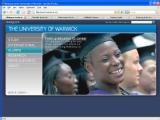 External homepage 2007