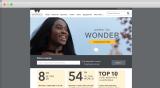External homepage 2019