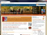 Intranet homepage 2011
