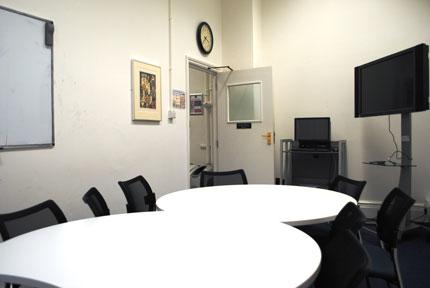 Warwick Learning Grid Room Booking