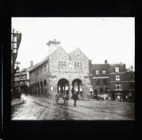Ross Market Hall, Ross on Wye. Jul 1922