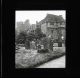 Stokesay Castle, north tower