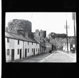 Welsh Touring: Conway, Quayside Smallest house