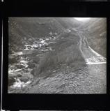The Old Road & River Ystwyth. Rhyader to Aberystwyth. 1938