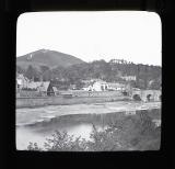 Llangollen, Bridge and Crow Castle